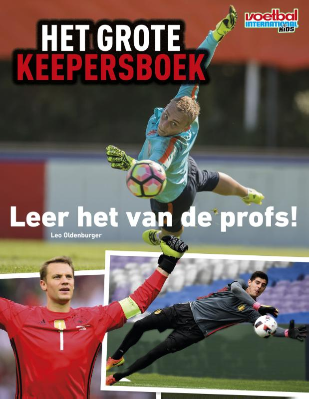 Het grote keepersboek | Leo Oldenburger | 9789067979184