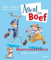 Agent en Boef - Boevenstreken