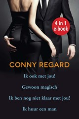 Conny Regard 4 in 1 e-book | Conny Regard | 9789401911788