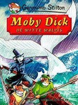 Moby Dick | Geronimo Stilton | 9789085923022