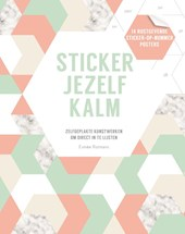 Sticker jezelf kalm