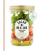 Salad in a jar | Anna Helm Baxter | 9789023014805