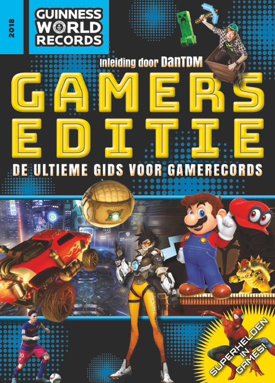 Guinness World Records Gamer's edition |  | 9789026143526