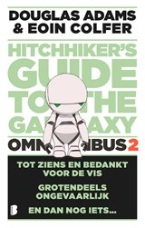 The hitchhiker's Guide to the Galaxy - omnibus 2 | Douglas Adams |