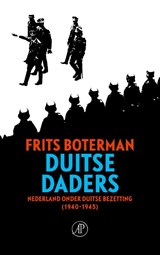 Duitse daders | F.W. Boterman | 9789029504867