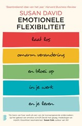 Emotionele flexibiliteit | Susan David | 9789022577677
