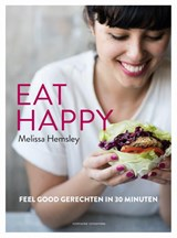 Eat happy | Melissa Hemsley | 9789059568211