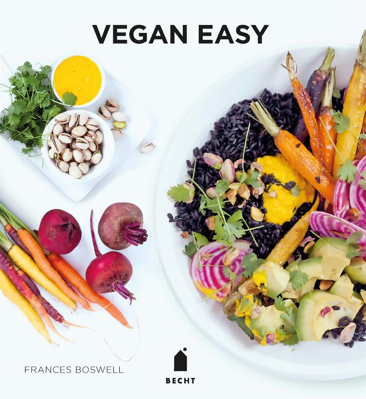 Vegan easy | Frances Boswell | 9789023015406