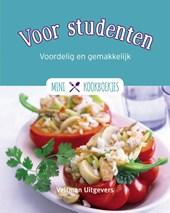 Mini Kookboekje voor Studenten