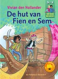De hut van Fien en Sem   Vivian den Hollander  