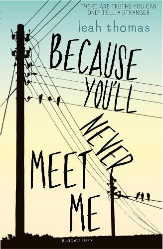 Because you'll never meet me | Leah Thomas | 9781408862629