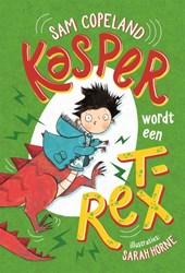 Kasper wordt een T. rex