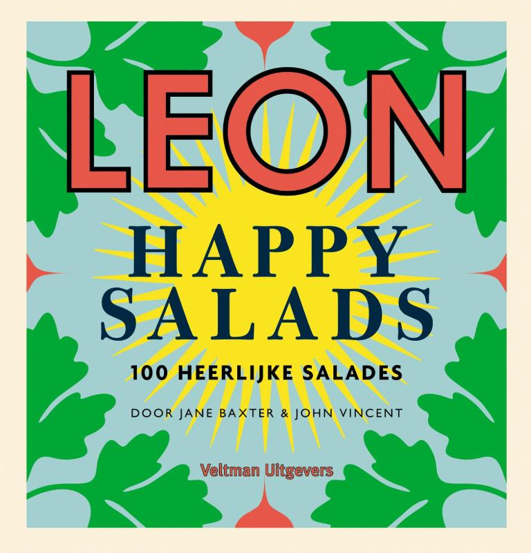 LEON Happy Salads | Jane Baxter ; John Vincent | 9789048315031
