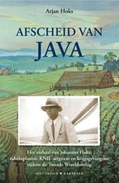 Afscheid van Java