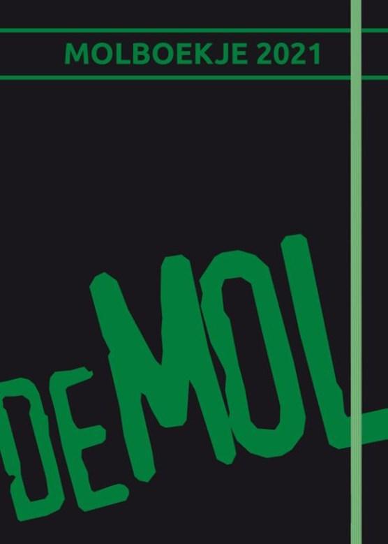 Wie is de Mol? - Molboekje 2021