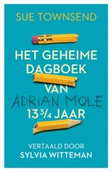 Het geheime dagboek van Adrian Mole 13 3/4 jaar | Sue Townsend | 9789493189096