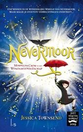 Nevermoor Morrigan Crow en het Wondergenootschap