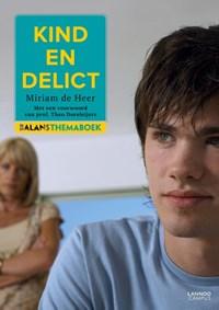 Kind en delict | Miriam De Heer |