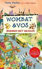 Wombat & Vos zoeken het gevaar
