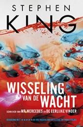Wisseling van de wacht (speciale uitgave met bedrukt boekblok)