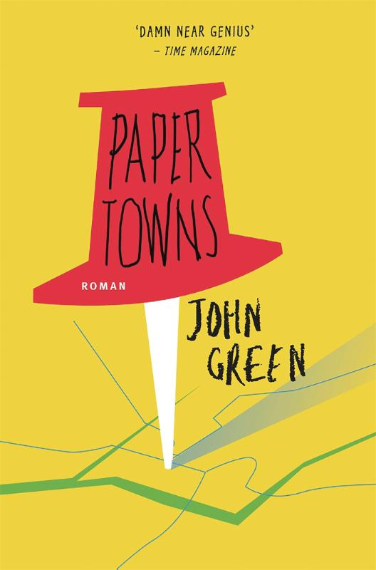 Paper Towns Filmeditie | John Green | 9789047707370