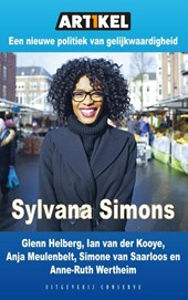 Sylvana Simons e.a. - Artikel 1 - Een nieuwe politiek van gelijkwaardigheid