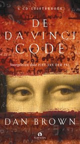 De Da Vinci Code, Luisterboek 6 CD's | Dan Brown |