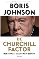 De Churchill factor | Boris Johnson | 9789000343546